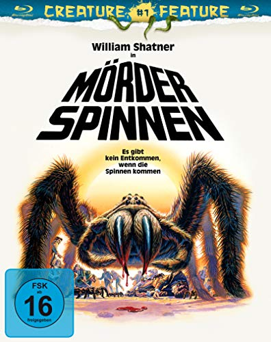 Mörderspinnen (Creature Features Collection #1) [Blu-ray]