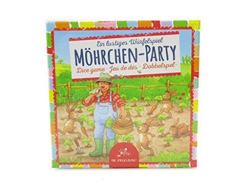 Würfelspiel Möhrchen-Party