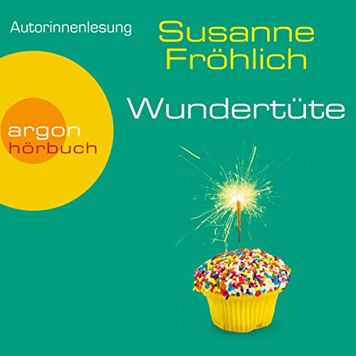 Wundertüte audiobook cover art