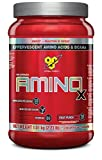 BSN Supplemento Nutrizionale Amino X, 70 Srv, Fruit Punch - 1.01 KG