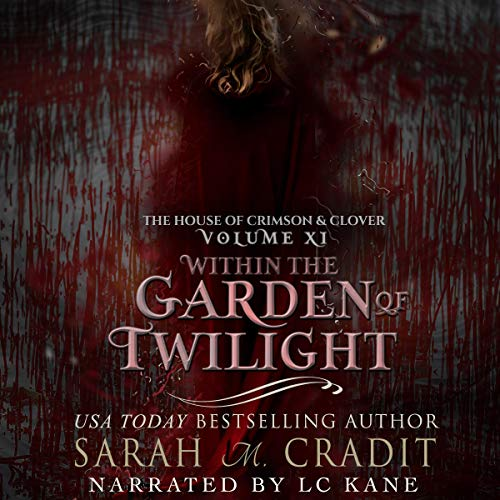 Within the Garden of Twilight audiobook cover art
