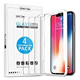 OMOTON [4-Pack] Screen Protector...