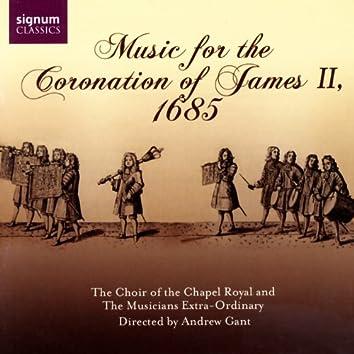 Music For The Coronation Of James II, 1685