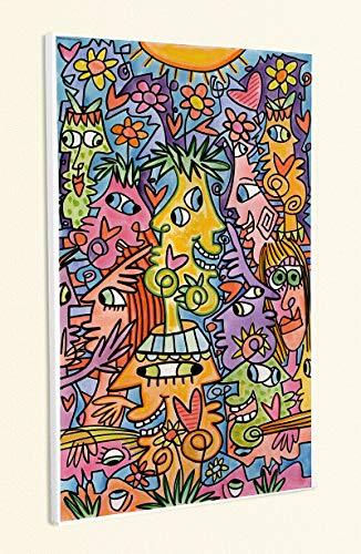 Kunstdruck Try a Little Tenderness Zärtlichkeit Popart Poster Rizzi Platte 13