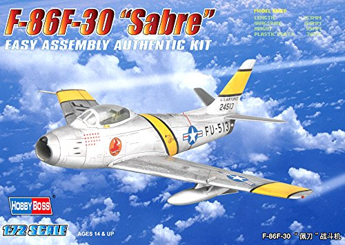 Hobby Boss F-86F-30 Sabre Airplane Model Building Kit