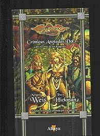 Crónicas Anotadas. El Retorno De Los Dragones par Margaret Weis