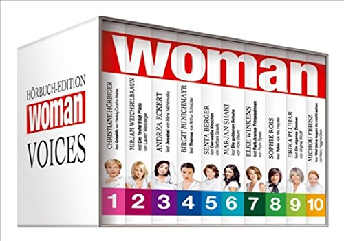 WOMAN Voices  Editions Box