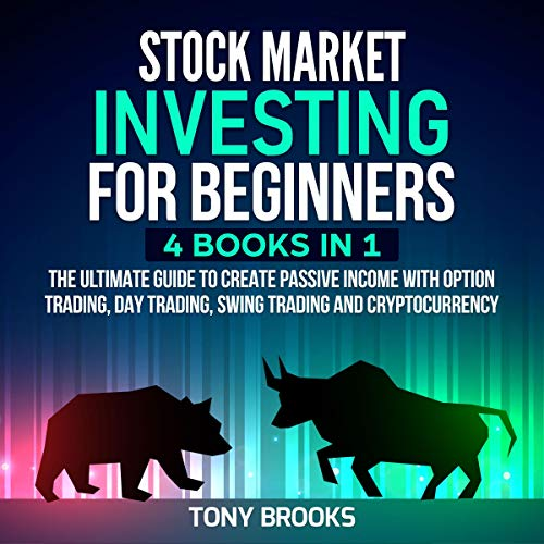 Stock Market Investing for Beginners: 4 Books in 1 Titelbild