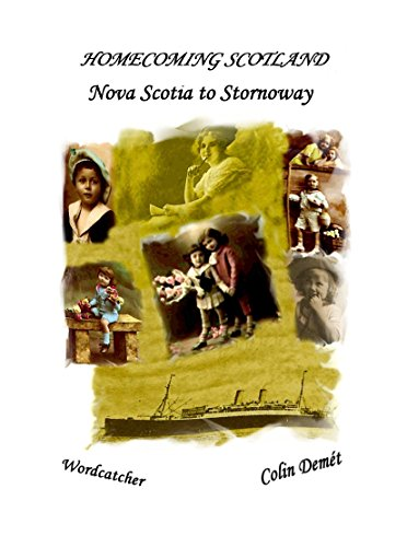 Homecoming Scotland: Nova Scotia to Stornoway