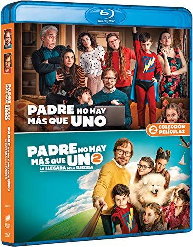 Padre No Hay Más Que Uno 1-2 (BD) [Blu-ray]