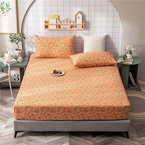 haiba Touch Spannbettlaken Spannbetttuch Bett, Kinderbett Couch Flauschiges Laken Tagesdecke 180x200+30cm
