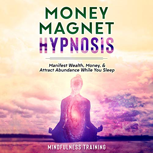 Money Magnet Hypnosis audiobook cover art