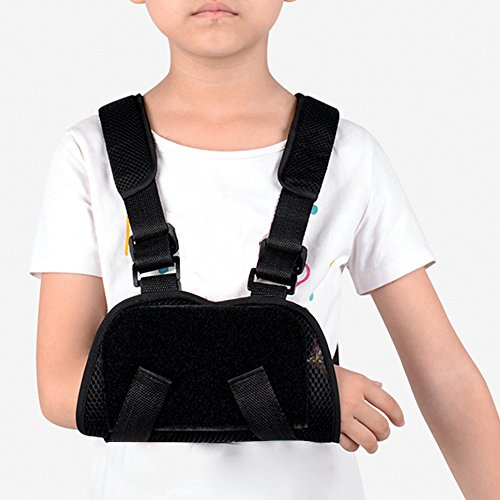 CANDYANA Arnés de Brazo Ajustable para niños - Inmovilizador de Hombro Soporte para protección de dislocación de muñeca de bebé Infantil,Summer,M