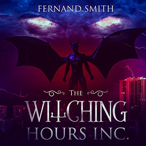 The Witching Hours Inc audiobook cover art