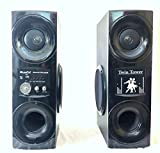 UNKOR Bluetooth 2 Tower Speakers 6000W PMPO with FM/PenDrive/Mobile/Aux Support (50 cm Height)
