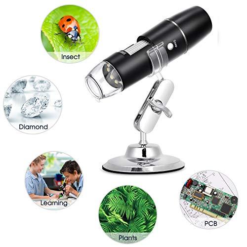 EECOO digitale WiFi-Mikroskop-Kamera Erfahrungen & Preisvergleich