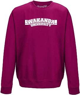 Wakanda University, Adults Sweatshirt