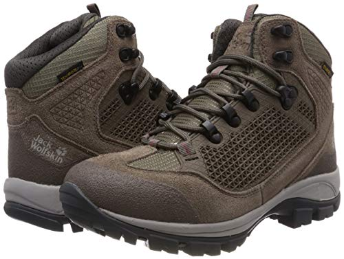 Jack Wolfskin All Terrain Pro Texapore Hiking Shoes
