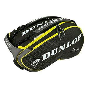 51Ej3erxmSL. SS300  - Dunlop Elite Amarillo, Adultos Unisex, Multicolor, Talla Unica