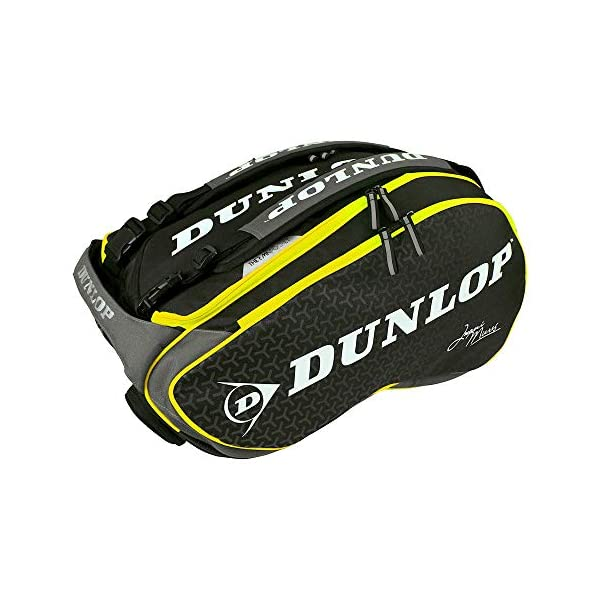 51Ej3erxmSL. SS600  - Dunlop Elite Amarillo, Adultos Unisex, Multicolor, Talla Unica