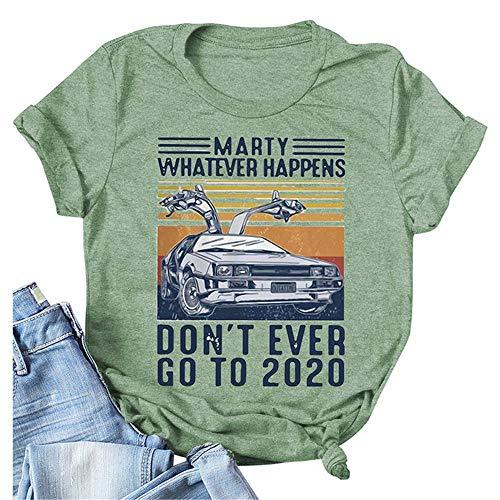 Women Cute Short Sleeve T-Shirt Funny Graphic Tee Top Mom Shirt