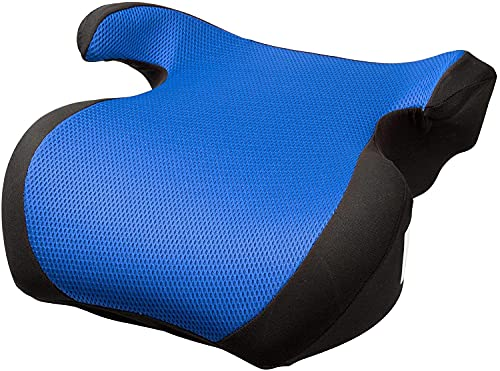 Rosei Car Seat Cushion Wedge Cushion Child Booster Seat Breathable Mesh Ideal for Car Office All Year Round Can Be Used Universal (D)