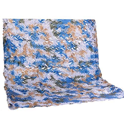 Camouflage Militair camouflagenet jacht netting militair net auto leger net in elkaar grijpen-afdekking tent jacht accessoires zonnescherm camping luifel tactisch mesh netten