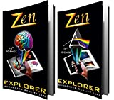 ZEN SSLC SCIENCE EXPLORER BOOKS 2021 [2 VOLUMES] 2021- AUGMENTED REALITY BOOKS + DEMO APP]