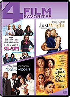 Baggage Claim / Just Wright / Our Family Wedding by 20th Century Fox