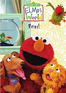 Elmo's World - Pets