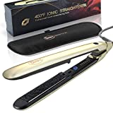 Best Flat Irons For African American Hairs - Ceramic Flat Iron Hair Straightener - 2 in Review