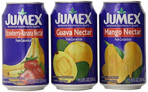 Jumex Tropical Pack Cans, 271.20 Fluid Ounce