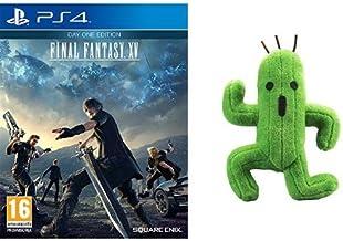 Final Fantasy XV - D1 Edition - PS4 + Kyactus (Peluche)