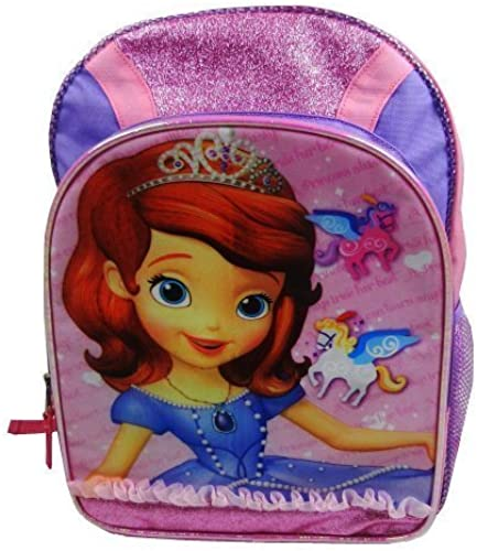 Disney Sofia The First Backpack - Rosa & lila by Fast Forward