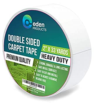 EdenProducts Double Sided Sticky Carpet Tape Review