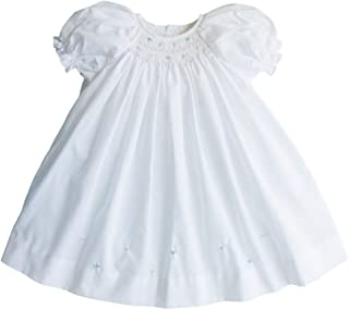 Baby Girls' Daydress with Embroidered Hem