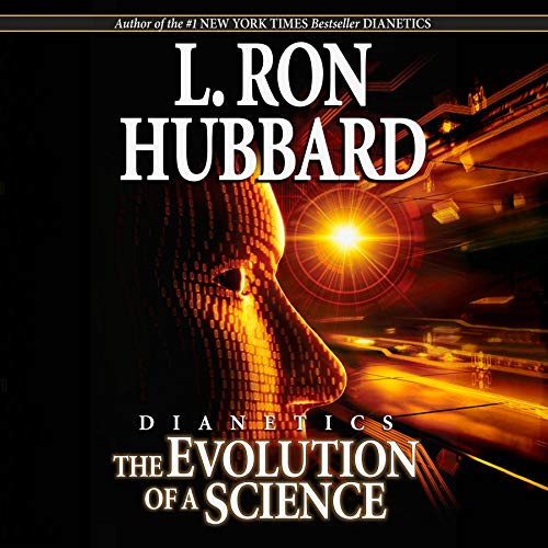 Dianetics: The Evolution of a Science cover art