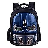Enfant Fille Sac à Dos garçons Sac de Voyage Sac à Dos étanche Transformers 3D...