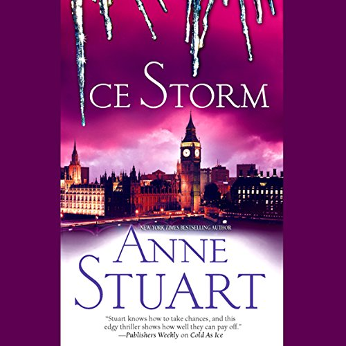 Ice Storm  audiobook cover art