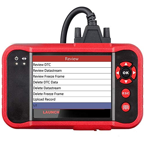 LAUNCH CRP123 OBD2 Scanner Engine/ABS/SRS/Transmission Car Diagnostic Tool, ABS Code Reader, SRS Scan Tool, Lifetime Free Update Scan Tool
