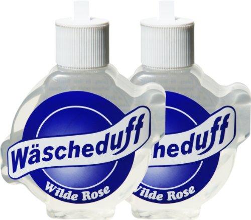Wäscheduft Wilde Rose - 2 x 260ml im Set (2 Flaschen)