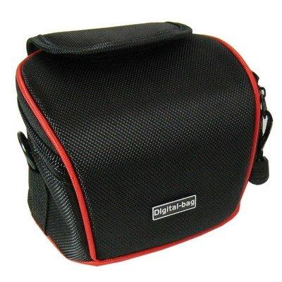 DMXYY Beruf Digitalkamera Tasche, Größe: 14 * 11,5 * 10,5 cm
