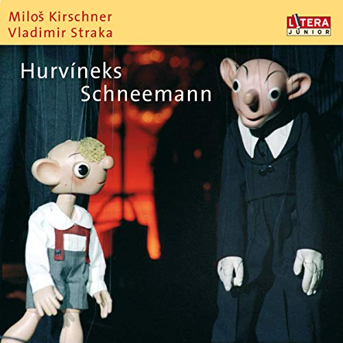 Hurvineks Schneemann Titelbild