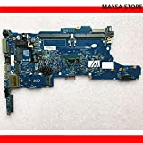Lysee Motherboards - Laptop motherboard With SR1ED i5-4300u CPU FOR HP 840 G1 730803-601 730803-501 730803-001 6050A2560201-MB 100% Tested