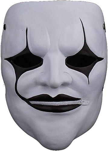 Deluxe Halloween Kostüm Party Requisiten Harz Scary Horror Gesichtsmaske Für Dekoration Sammlung