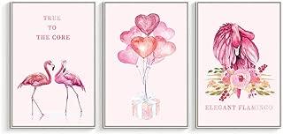 Best pink flamingo art Reviews