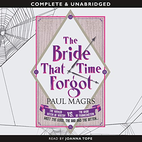 The Bride that Time Forgot cover art