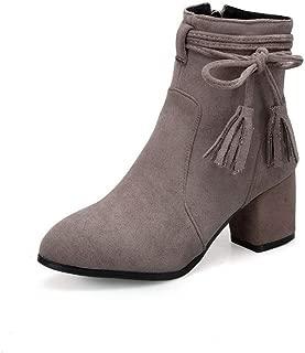 BalaMasa Womens ABS14166 Pu Boots