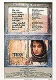 "Tess 1979 Roman Polanski, Nastassja Kinski €"" Movie Film Poster Art Print..."