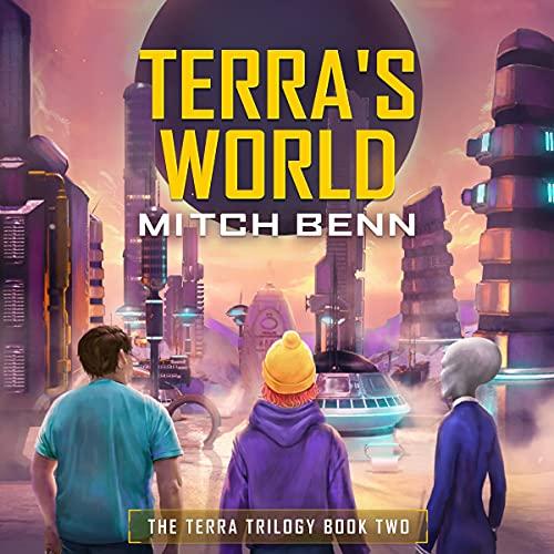 Terra's World cover art